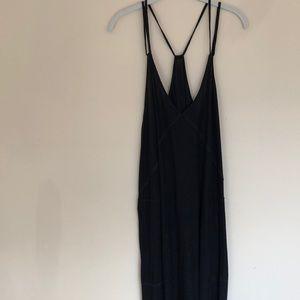 Black maxi/cover up